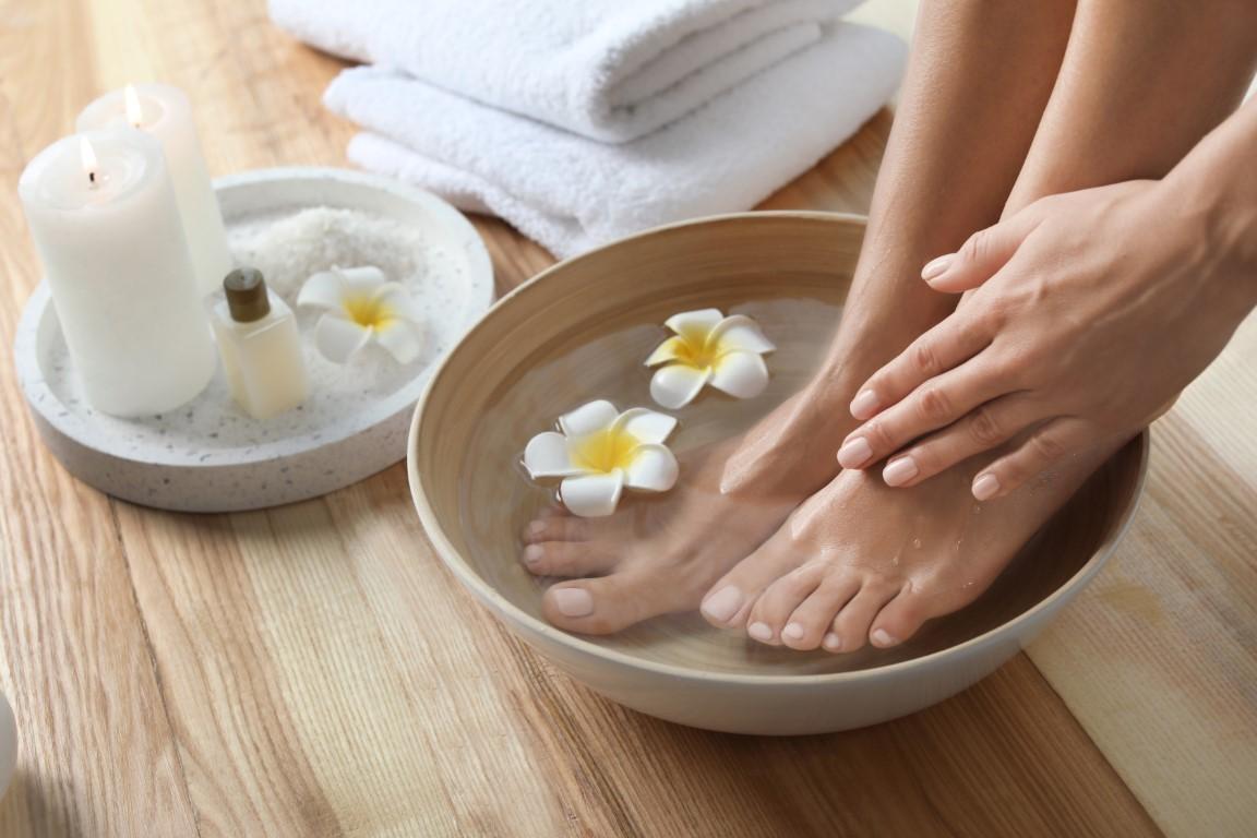 traitement naturel de la mycose de l'ongle de pied